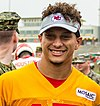 Patrick Mahomes military appreciation2018 (cropped).jpg
