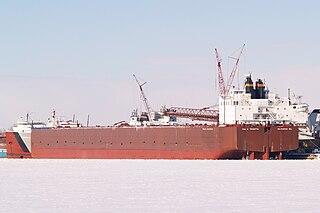 MV <i>Paul R. Tregurtha</i> ship
