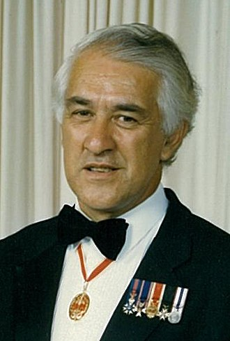Paul Reeves - Reeves in 1987