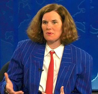 Paula Poundstone American stand-up comedian