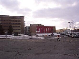 Collège Lionel-Groulx - Collège Lionel-Groulx pavilion