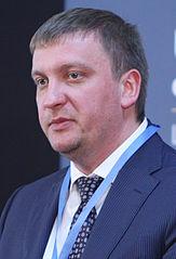 Justizminister Pawlo Petrenko