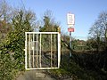 Pedestrian Railway Crossing - geograph.org.uk - 322623.jpg