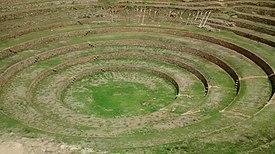 Moray Sitio Arqueológico Wikipedia La Enciclopedia Libre