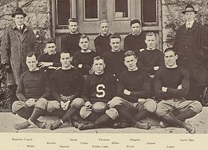1914 Penn State Nittany Lions football team - Image: Penn State Football 1914