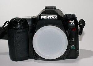 Pentax *ist D