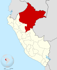 Peru - Loreto Department (locator map).svg