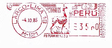 Peru stamp type CA5.jpg