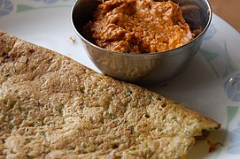 Dosa wikipedia for Cuisine meaning in telugu