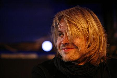 Peter von Poehl at the Eurockéennes in 2007