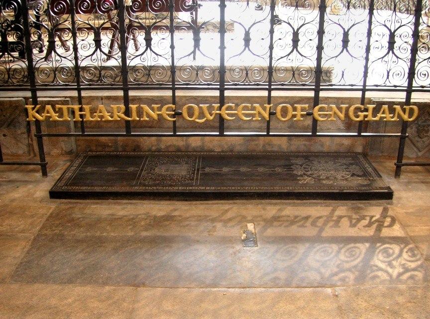 Peterborough Katherine of Aragon