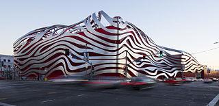 Petersen Automotive Museum Automotive museum in California, United States