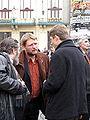 Petr Bahník, Michal Semín, Petr Mach a Ladislav Bátora.jpg