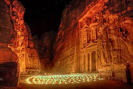 Petra by Night, Jordan.jpg