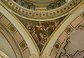Petxina amb sant Marc, capella del crist de la Fe, església de santa Mònica de València.JPG