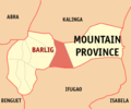 Ph locator mountain province barlig.png
