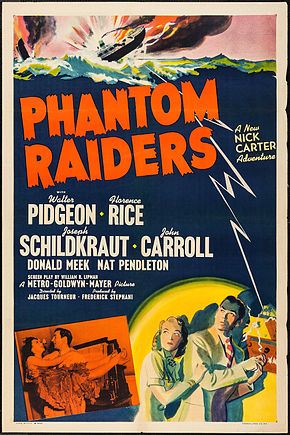 Description de l'image Phantom Raiders poster.jpg.