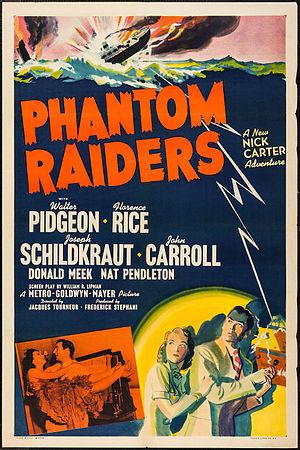 Phantom Raiders - Film poster