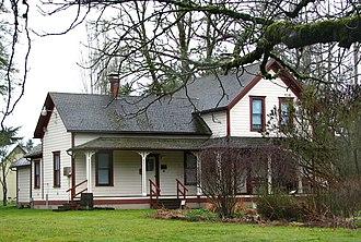Philip Foster Farm - Image: Philip Foster Farm Eagle Creek Oregon