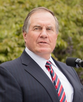 Bill Belichick - Belichick in 2017