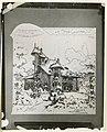 Photograph, Exterior of Castel d'Orgeval, Rear Facade, 1904 (CH 18449505).jpg