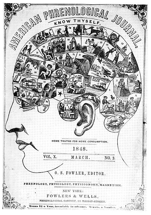 Phrenology journal (1848)