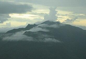 El Yunque (Puerto Rico) - El Yunque peak