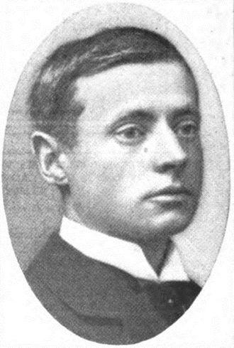 W. W. Jacobs - Portrait of Jacobs by Elliott & Fry