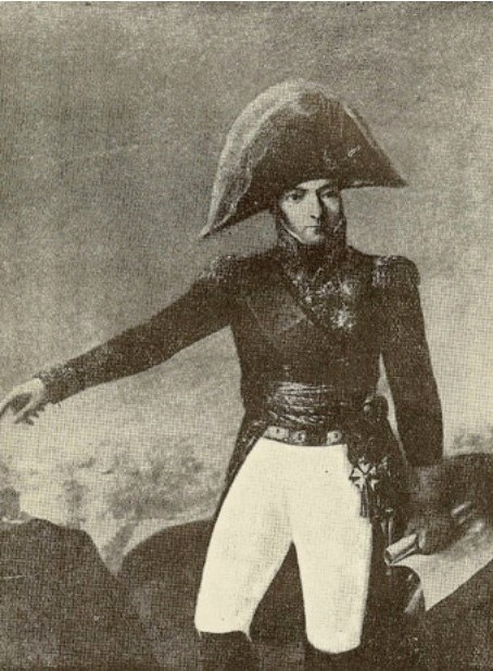 Pierre-Antoine, comte Dupont de l'Étang