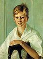 Pierre Troubetskoy - Portrait of John Aspinwall Roosevelt, Age Eleven.jpg