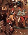 Pieter Bruegel the Elder - The Fight between Carnival and Lent (detail) - WGA3374.jpg