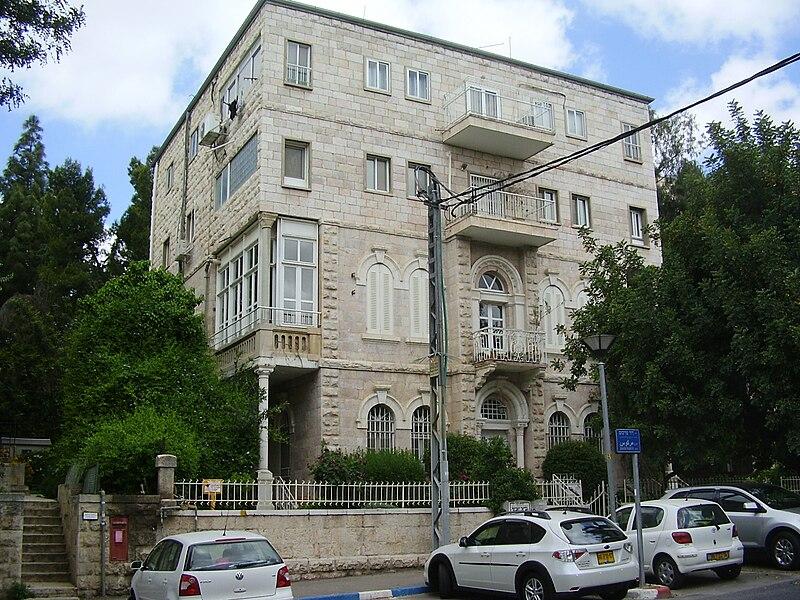 בית מונטסראט בטלביה