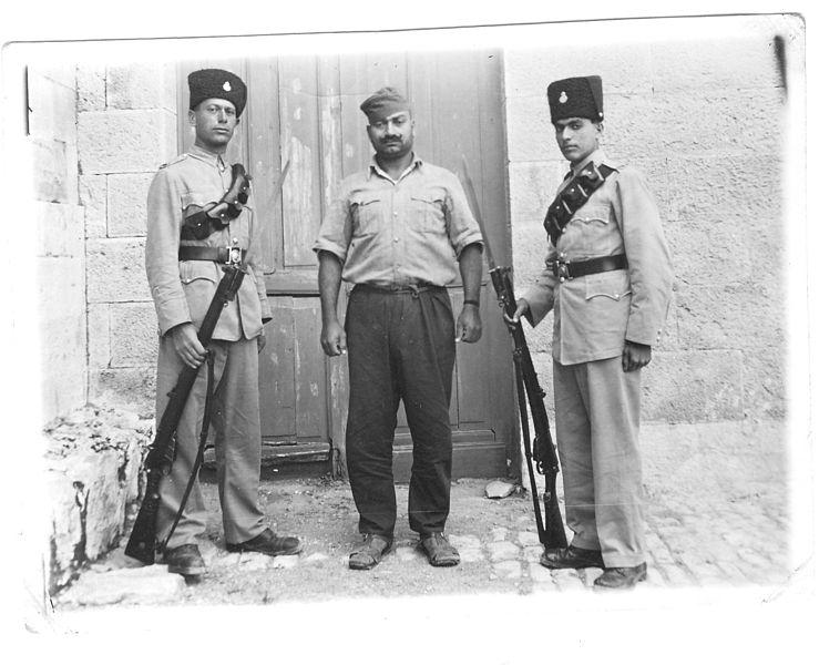 נוטרים בירושלים בתקופת המנדט