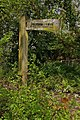 Pilgrims Way signpost - geograph.org.uk - 794885.jpg