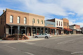 Pilot Point, Texas - Pilot Point Commercial Historic District