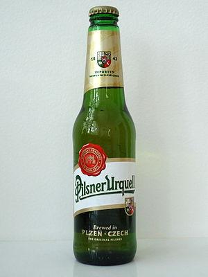 Plzeň Region - Pilsner Urquell beer