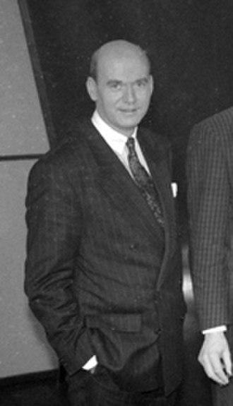 Pim Fortuyn - Pim Fortuyn in 1991
