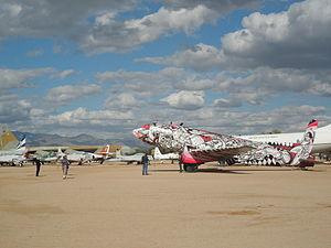 Pima Air & Space Museum - Aircraft 23.JPG