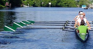 Pine Crest School - Crew Team at Pine Crest.