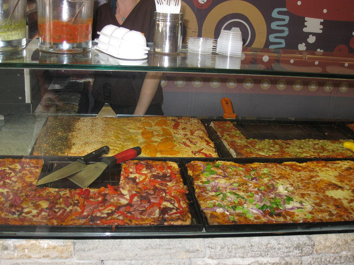 Local Pizza Restaurants Near Me