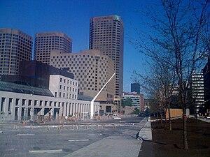 Future Place des Festivals, Montreal, Quebec, ...