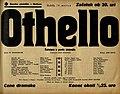 Plakat za predstavo Othello v Narodnem gledališču v Maribor 10. marca 1940.jpg