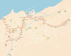 Image illustrative de l'article Tramway de Casablanca