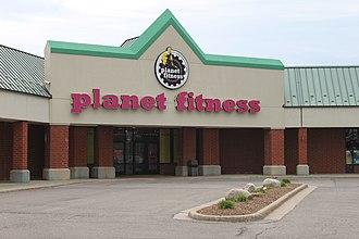 Planet Fitness - Image: Planet Fitness Ypsilanti Twp