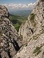 Planina Stol, ponor.jpg