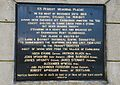 Plaque, Carnlough harbour - geograph.org.uk - 691070.jpg
