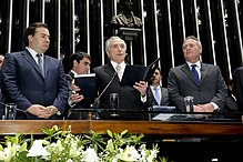 9211ddbe807d Pedidos de impeachment de Michel Temer – Wikipédia, a enciclopédia livre