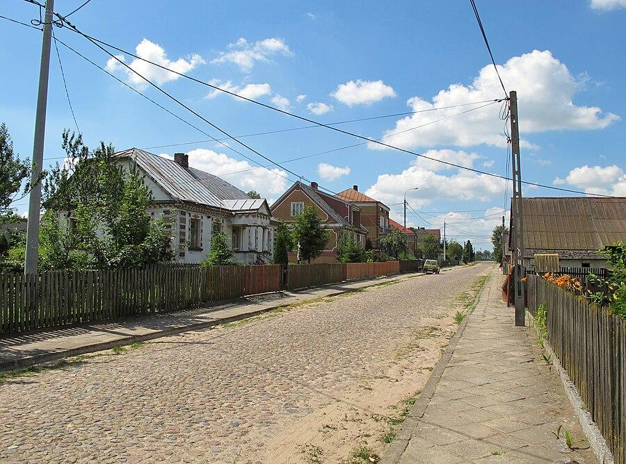 Guzy, Podlaskie Voivodeship