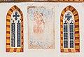 Poggersdorf St. Michael ob der Gurk Pfarrkirche hl. Michael Christophorus Maßwerkfenster 11012019 5954.jpg