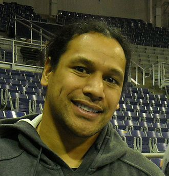 Troy Polamalu - Polamalu prior to Super Bowl XLV in 2011